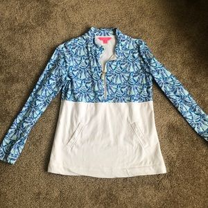 Lilly Pulitzer Asher Popover